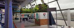 Plantas  Powering the future Display, Glasgow Science Centre | Biotecture