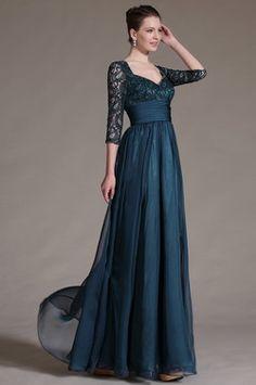 eDressit 2014 New Stylish Overlace Sleeves Mother of the Bride Dress (26146205)