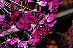 Butterfly Decorations, Butterfly Party, Bat Mitzvah Theme, Bat Mitzvah Decorations, Pink Party