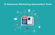 12 Automation Tools for Marketers Social Media Automation, Marketing Automation, Marketing Tools, Email Marketing, Lead Nurturing, Marketing Calendar, Best Email, How To Stop Procrastinating, Email Campaign