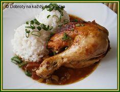 "Recept Kuře""mňam"" - Naše Dobroty na každý den Lidl, Good Food, Food And Drink, Turkey, Meals, Chicken, Zdravo, Recipes, Cooking"