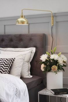 Lastest Home Design. Getting Bored With Your Home? Use These Interior Planning Ideas. Bedroom Sets, Home Bedroom, Bedroom Wall, Bedroom Decor, Home And Deco, Beautiful Bedrooms, Modern House Design, Interior Design Living Room, Decoration