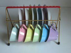 Lilienporzellan Mocca Service mit Ständer - Lilien Porzellan - Moccaservice   eBay Mocca, Retro Vintage, Daisy, Objects, Museum, Dishes, Mugs, Furniture, Ebay