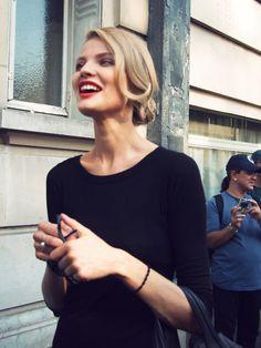 Street Style: Magdalena Frackowiak