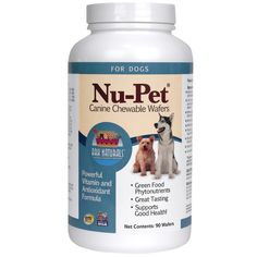 Ark Naturals Nu-Pet Canine Chewable Wafers (90 Wafers) *** To view further, visit now : Dog supplies for health