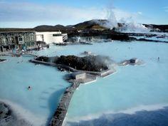 세계에서 손에 꼽히는 아름다운 우유빛 웰빙 온천, 아이슬란드 최고의 휴양지 블루라군(bluelagoon) 호텔 ...