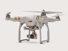 TECH GURU: DJI Unveils Its Phantom 3 Drone; Prices Start At $999