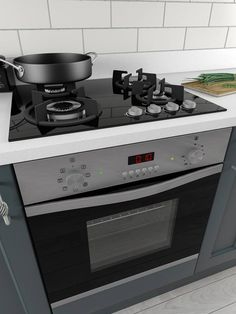 ART50248 Oven And Hob, Put Together, Kitchen Appliances, Home, Diy Kitchen Appliances, Home Appliances, Ad Home, Homes, Kitchen Gadgets