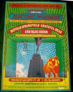 The Amazing Electric Wonders - Buffalo Springfield