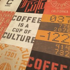 Chen Design is an independent creative agency based in Oakland, CA. Brand Purpose, Coffee Culture, Identity, San Francisco, Branding, Creative, Poster, Design, Brand Management