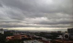 Nubes invasoras, ja!