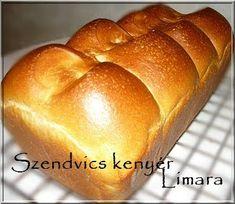Limara péksége: Szendvicskenyér