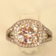 Ring designed by my amazing fiancé.