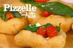 Ricetta Pizzelle fritte - I menù di Benedetta
