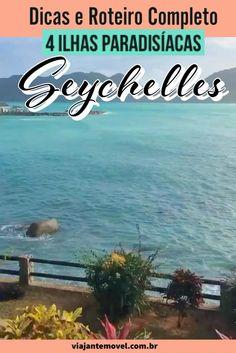 Dicas e roteiro completo por 4 ilhas paradisíacas de Seychelles. #praslin #mahe #ladigue #seychelles #roteiro #roteirosdeviagem #paradiseisland