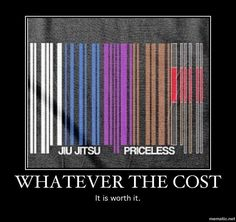 #bjj brazilian jiu jitsu it doesn't matter how much it costs i don't think I'll ever stop BJJ
