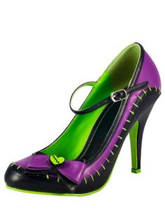 Sally Shoes,The Nightmare Before Christmas Maybe Purple and baby blue instead??