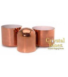 The Tibetan Quartz Therapeutic ® Crystal Singing Bowl Series
