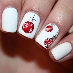Christmas Nail Art (17)