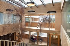 Galería - Hogar de ancianos Nenzing / Dietger Wissounig Architects - 6