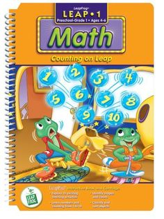 First Grade LeapPad Book: Counting on Leap by LeapFrog Toys, http://www.amazon.com/dp/B00004W4SM/ref=cm_sw_r_pi_dp_zonYrb1XF5KDY