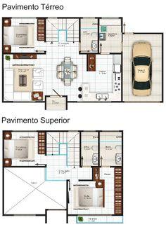 Casa super moderna