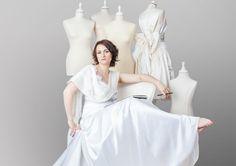 Ella Deck High Fashion, Deck, White Dress, Dresses, Haute Couture, Fashion, Couture Wedding Dresses, Woman, Nice Asses