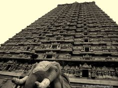 Great Temples from the South India