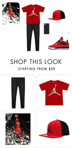 """js part 2"" by mekhiharris ❤ liked on Polyvore featuring R13, NIKE and Case-Mate"
