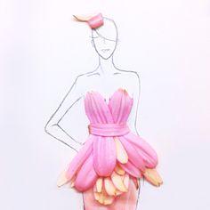 Creative Fashionary sketches by Grace Ciao Grace... | Fashionary Hand