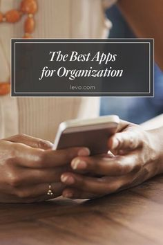 Apps to help you become the master of #productivity! www.levo.com