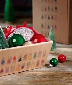 Kosze na prezenty na www.pakoteka.pl Advent Calendar, Packaging, Holiday Decor, Home Decor, News, Basket, Christmas, Gifts, Decoration Home