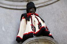 Costumes of Manneken Pis (Brussels)