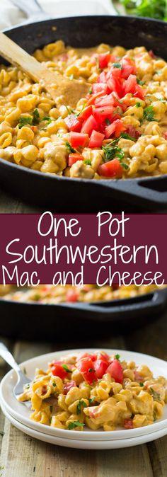 One Pot Southwestern