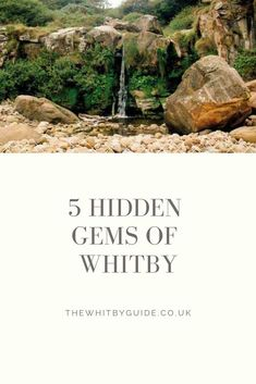 When visiting Whitby it can be easy to stick to the tried and tested tourist hotspots. Try these hidden gems in and around Whitby instead! Visit Yorkshire, North Yorkshire, Yorkshire England, Europe Destinations, Holiday Destinations, Places To Travel, Places To Visit, Secret Places, Day Trips