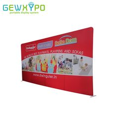 20ft10ft Size Exhibition Booth Straight Tension Fabric Advertising Display Stand With Printed BannerPortable Expo Fabric Wall    Buy online 20ft10ft Size Exhibition Booth Straight Tension Fabric Advertising Display Stand With Printed BannerPortable Expo Fabric Wall only US $591.00 US $591.00. We give you the discount of finest and low cost which integrated super save shipping for 20ft10ft Size Exhibition Booth Straight Tension Fabric Advertising Display Stand With Printed BannerPortable Expo…