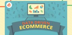 This infographic shows some of the key metrics regarding the size of the ecommerce market, figures regarding mobile commerce, how search affects ecommerce, social media and ecommerce, ecommerce conversion rates, ecommerce retention rates, coupons and discounts and drop shipping.