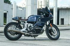 BMW R100 RS by Luka Cimolini