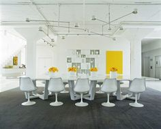 conference room - yellow