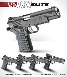Springfield Armory 1911 Range Officer EliteLoading that magazine is a pain! Excellent loader available for your handgun Get your Magazine speedloader today! http://www.amazon.com/shops/raeind