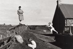 Paul, Stella and James  shot by Linda Mc Cartney, Scotland 1982