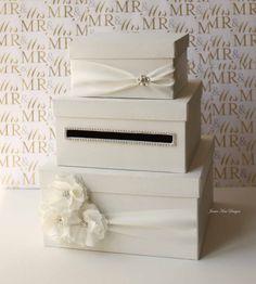 Wedding Card Box, $126.00
