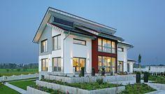 Musterhaus Style in Hohenhardtsweiler | Plusenergiehaus | Fertighaus