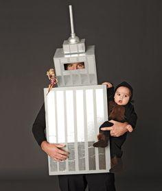 Halloween Costume: King Kong lmao