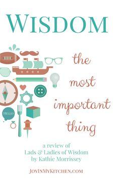 Biblical Wisdom for Kids: A Review of Lads and Ladies of Wisdom