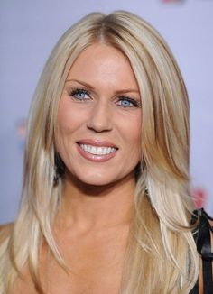 Gretchen Rossi... her hair, GORGEOUS!!