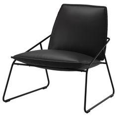 VILLSTAD Sessel - Samsta anthrazit - IKEA