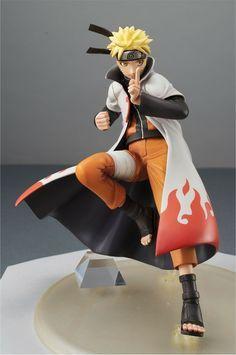 Naruto deco personnage Sammelfigur Personnage statue de Sasuke Uchiha avec Katana PVC