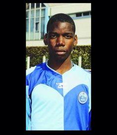 Dit is Paul Pogba bij zijn eerste proffesionele club: Le Havre