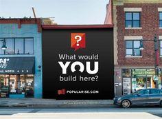 #96: Popularise, Washington, D.C. / Popularise / Former developer Ben Miller created an online crowdsourcing platform to help people influence how their neighborhoods take shape. #SpontaneousInterventions #VeniceBiennale